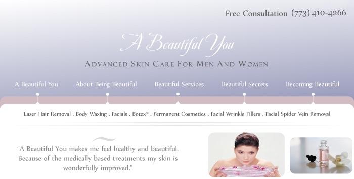 A Beautiful You - Electrolysis   Laser Hair Removal   Botox